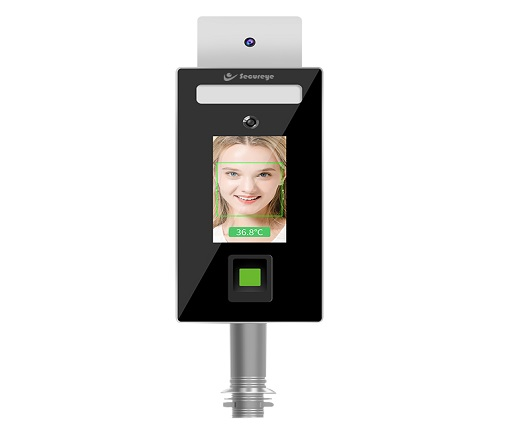 6 IN 1 Dynamic Thermal Face Recognition System Image